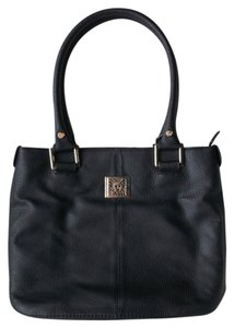 AK Anne Klein Satchel in Black