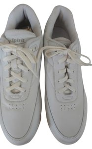 Easy Spirit Leather Walking Never Worn White Athletic