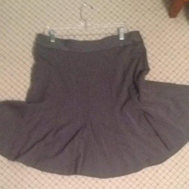 Tailor B. Moss Skirt Gray
