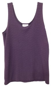 Chico's Chico Travelers Large Top Purple