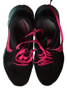 Nike Black, Hot Pink, Teal Athletic