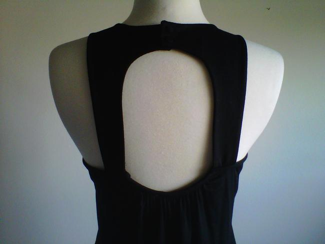 Sleeveless Top Top Black