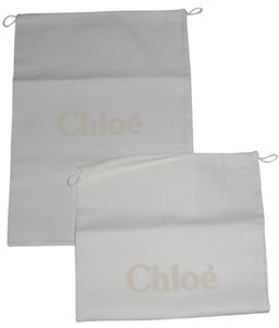 "Chlo Pair of CHLOE Dust / Sleeper bags for Boots 17"" x 12"""