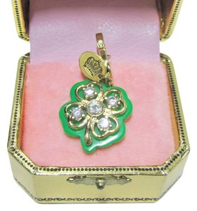 Juicy Couture NEW! Rare! HTF! Juicy Couture Clover Charm Limited Edition