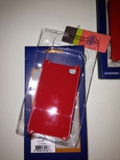 Tory Burch TORY BURCH - BRAND NEW- IPHONE 4 / 4S CASE - Robinson Saffiano HardShell Case