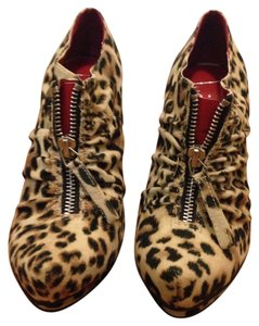 Luichiny Leopard Boots
