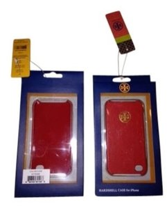 Tory Burch Tory Burch -BRAND NEW- robinson SAFFIANO HARDSHELL CASE FOR IPHONE 4/ 4S BRAND NEW -