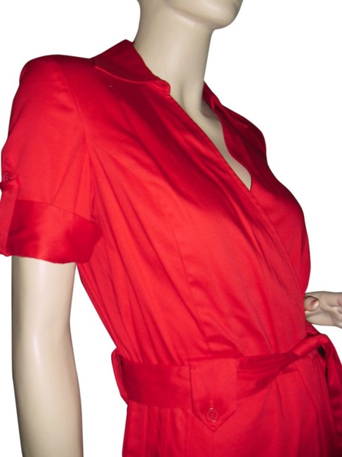 Preload https://img-static.tradesy.com/item/13724701/kenneth-cole-red-wrap-short-sleeve-genuine-new-knee-length-workoffice-dress-size-2-xs-0-1-650-650.jpg
