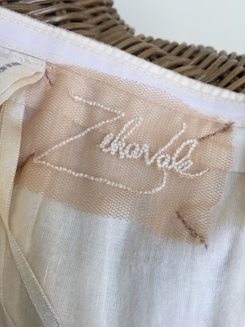 Anthropologie short dress Embroidered on Tradesy
