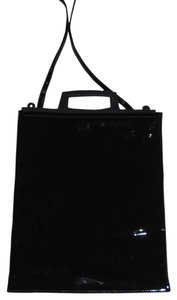 Givenchy Rave Rave Patent Tote in black