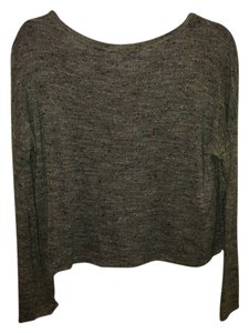 Forever 21 21 Front Pocket Crop Sweater
