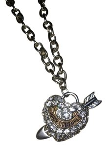 Juicy Couture Juicy Couture Heart Necklace