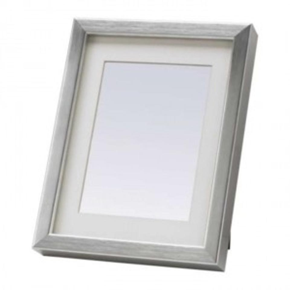 Silver Silver/ Aluminum Colored Frames For Table Numbers Reception ...