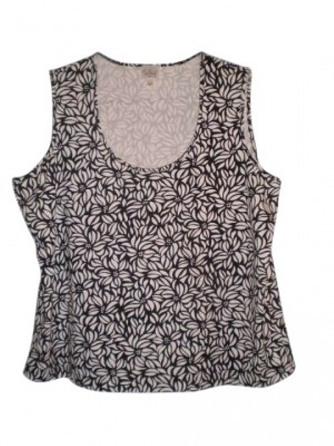 Emme Top Black & White