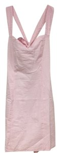 Dayton K short dress Pink, White on Tradesy