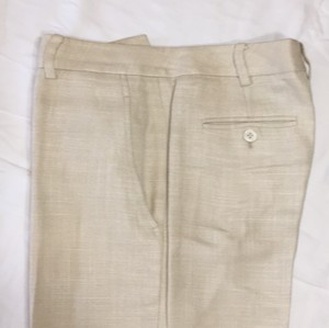 Brooks Brothers Trouser Pants Cream/tan