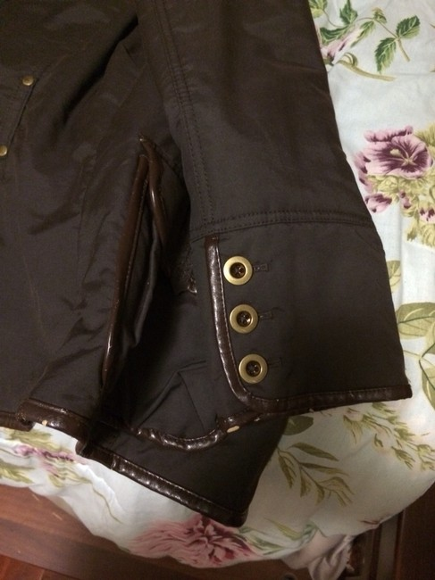 Ann Taylor LOFT Dark Brown Jacket