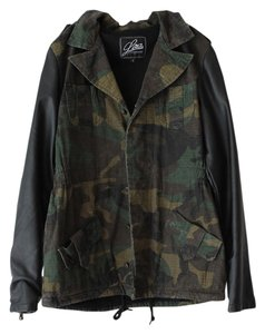 Lira Casual Comfortable Military Jacket