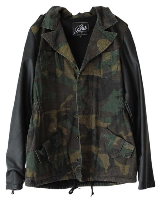 Lira Casual Comfortable Military Military Jacket