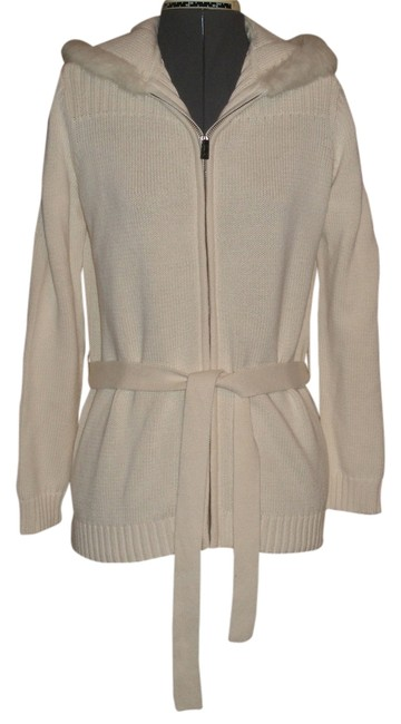 Preload https://img-static.tradesy.com/item/1372765/chaps-ivory-fur-hooded-belted-sweater-m-cardigan-size-10-m-0-0-650-650.jpg