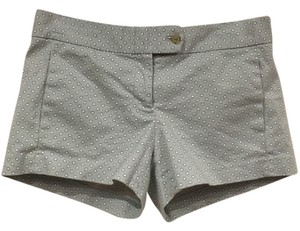 J.Crew Mini/Short Shorts Green, White, Black