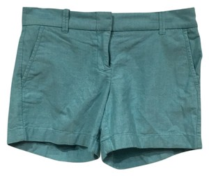 J.Crew Mini/Short Shorts Blue