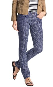 Tory Burch Ivy Skinny Skinny Jeans-Medium Wash