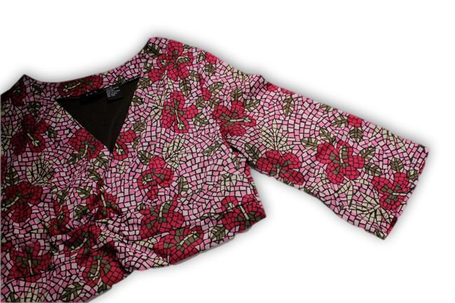 RQT Top Pink, Red, Brown, Beige