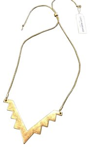 Lucky Brand Goldtone Geometric 27