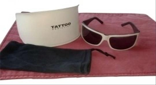 Ed Hardy Vintage Tattoo Addiction Sunglasses (Ed Hardy TASU01)