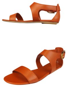 Gucci New Rust Sandals