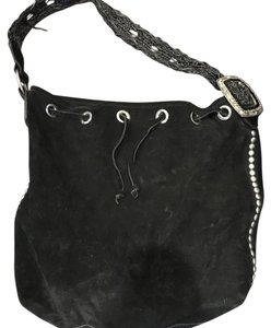 Leatherock Tote in Black