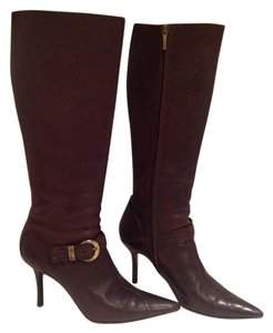Dior Brown leather Boots