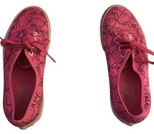 Vans Hello Kitty pink Athletic