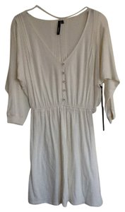 O'Neill short dress Cream Tunic Short on Tradesy