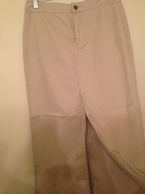 Old Navy Fall Winter Long Maxi Skirt Khaki