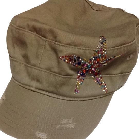 Other Olive Juice Military Cap