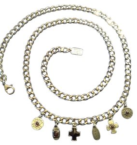 Chanel CHANEL RARE '02A 31 RUE CAMBON CHARM NECKLACE / BELT