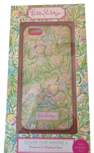 lilly pulitzer Lilly Pulitzer iPhone 5/5S Cover Elephant Ears