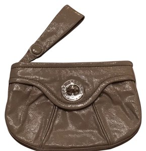 Marc by Marc Jacobs Gray Clutch