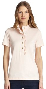 Tory Burch Button Down Shirt ballet pink