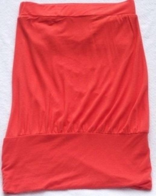 Victoria's Secret Sexy Summer Date Night Night Out Party Casual Comfortable Cotton Spandex Top Orange