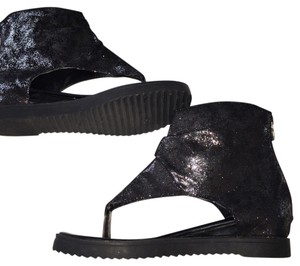 Other Black/Silver Sandals