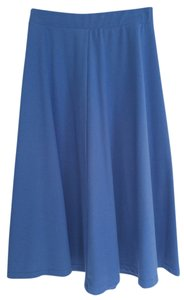 Modcloth Skirt Blue