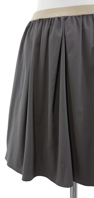 Hache Skirt Grey