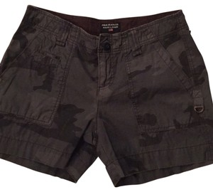 Ralph Lauren Cargo Shorts Grey and black camo