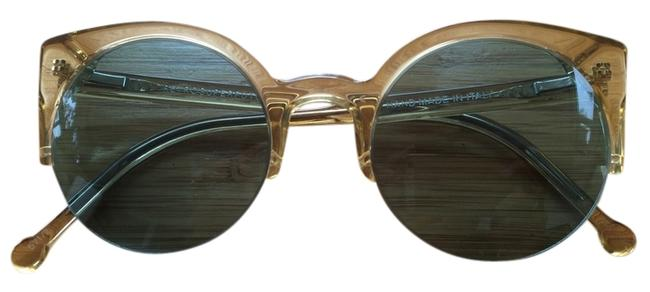 Item - Yellow Candy Super Lucia Sunglasses