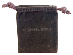 Michael Kors NEW MK Velvety Jewelry Drawstring Sleeve / Pouch