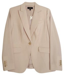 Talbots Kate Fit light beige Blazer