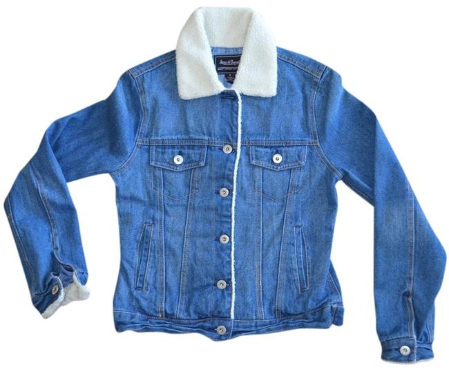 Steeve & Barry's Womens Jean Jacket